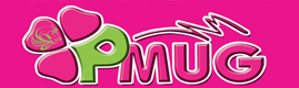 Logotype PMUG (PARI MUTUEL URBAIN GABONAIS)