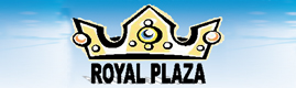 Logotype ROYAL PLAZA