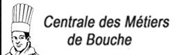 Logotype CENTRALE DES METIERS DE BOUCHE (CMB)