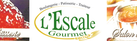 Logotype L'ESCALE GOURMET