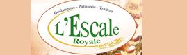 Logotype L'ESCALE ROYALE
