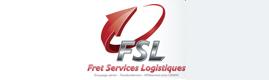 Logotype FRET SERVICES LOGISTIQUES (FSL)