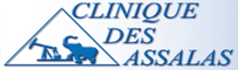Logotype GYNECOLOGUE - CLINIQUE DES ASSALAS