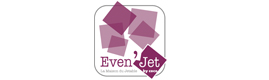 Logotype EVEN'JET by Coco