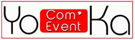 Logotype YOKA COM' EVENT