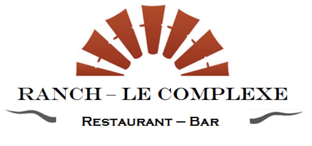 Logotype RANCH, LE COMPLEXE