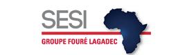 Logotype SESI (Société Entretien et Services Industriels)