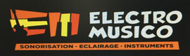 Logotype ELECTRO MUSICO