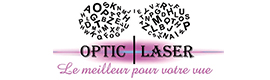 Logotype Optic Laser