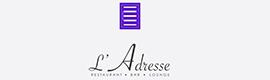 Logotype L'Adresse
