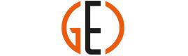 Logotype GEC (GABONAISE D'EDITION ET DE COMMUNICATION)
