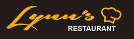 Logotype Lynn's restaurant