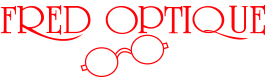 Logotype FRED OPTIQUE