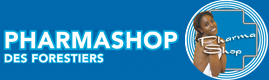 Logotype PHARMASHOP DES FORESTIERS