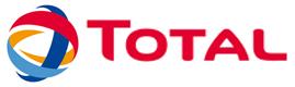 Logotype TOTAL MARKETING GABON