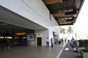 Aéroport international Léon Mba