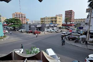 Centre ville de Libreville