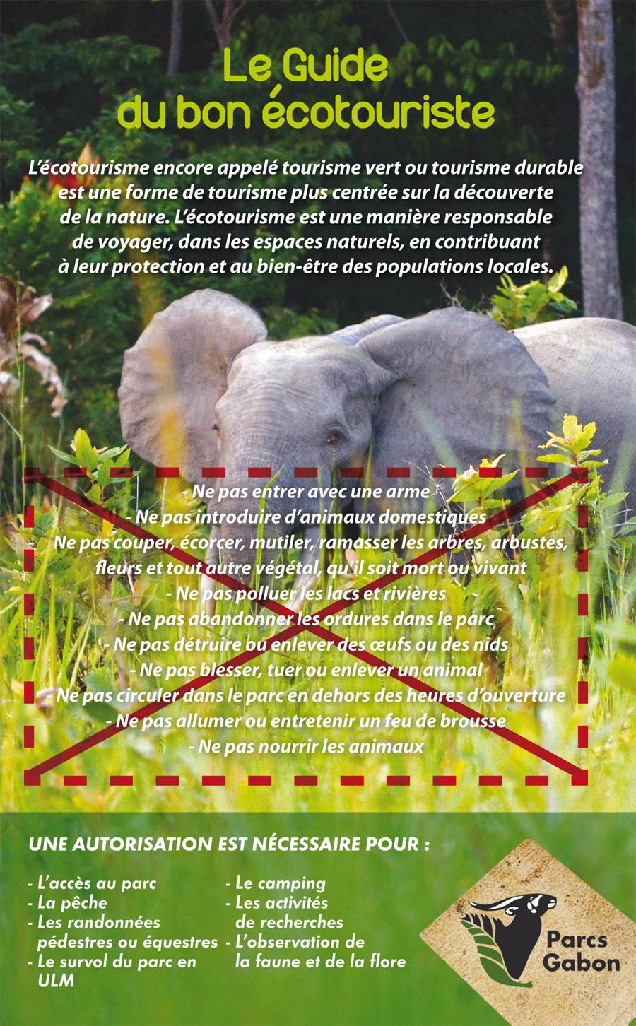 Le Guide du bon écotouriste