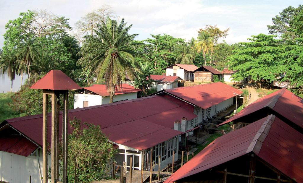 Ancien hôpital rénové