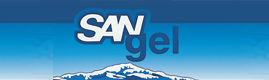 Logotype SAN GEL