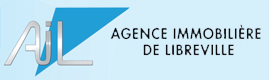Logotype AGENCE IMMOBILIERE DE LIBREVILLE (AIL)