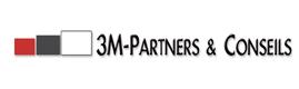Logotype 3M-PARTNERS & CONSEILS