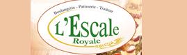 Logotype L'ESCALE ROYALE