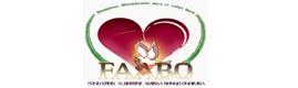 Logotype FONDATION ALBERTINE AMISSA BONGO ONDIMBA