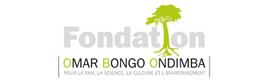 Logotype FONDATION OMAR BONGO ONDIMBA