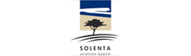 Logotype Solenta Aviation Gabon