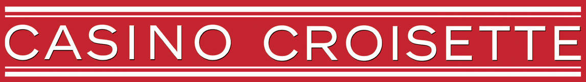 Logotype CASINO CROISETTE
