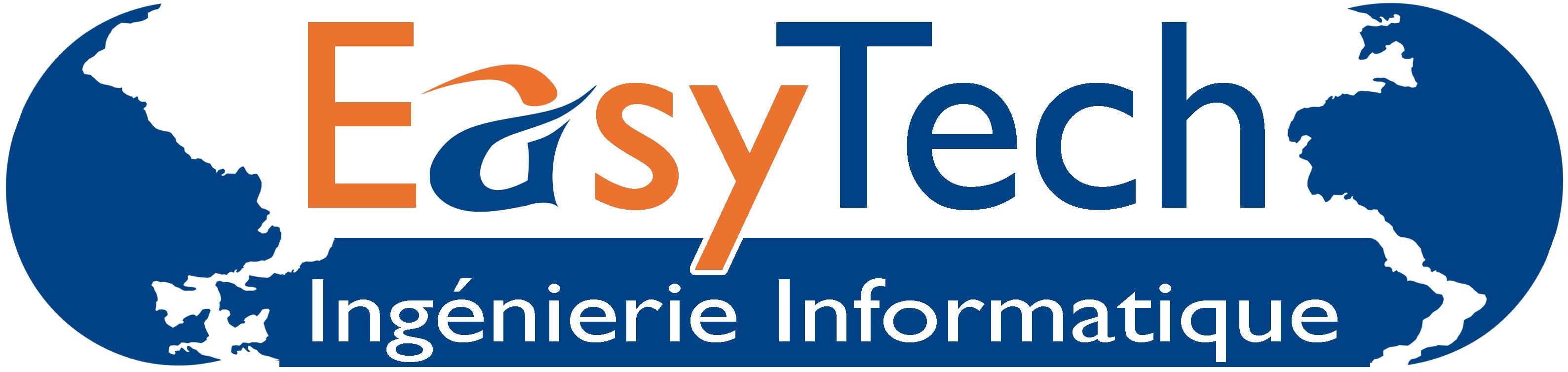 Logotype EASYTECH GABON