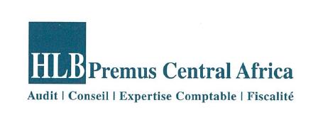Logotype HLB Premus Central Africa