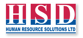 Logotype HUMAN RESOURCE SOLUTION (HSD)