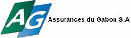 Logotype Assurances du Gabon (AG) S.A