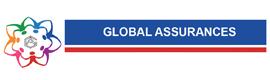 Logotype Global assurances