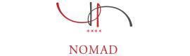 Logotype NOMAD HÔTEL