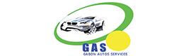 Logotype Gabon Auto Services