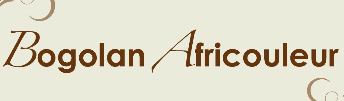 Logotype BOGOLAN AFRICOULEUR