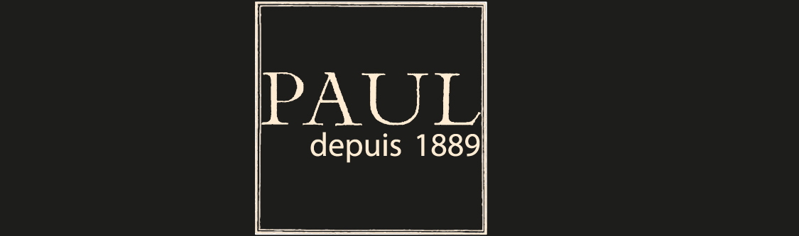 Logotype PAUL
