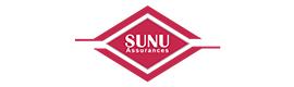 Logotype SUNU ASSURANCES GABON