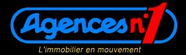 Logotype AGENCES N°1