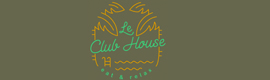 Logotype LE CLUB HOUSE