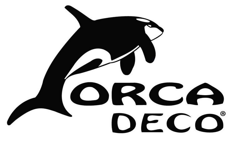 Logotype ORCA DECO GABON