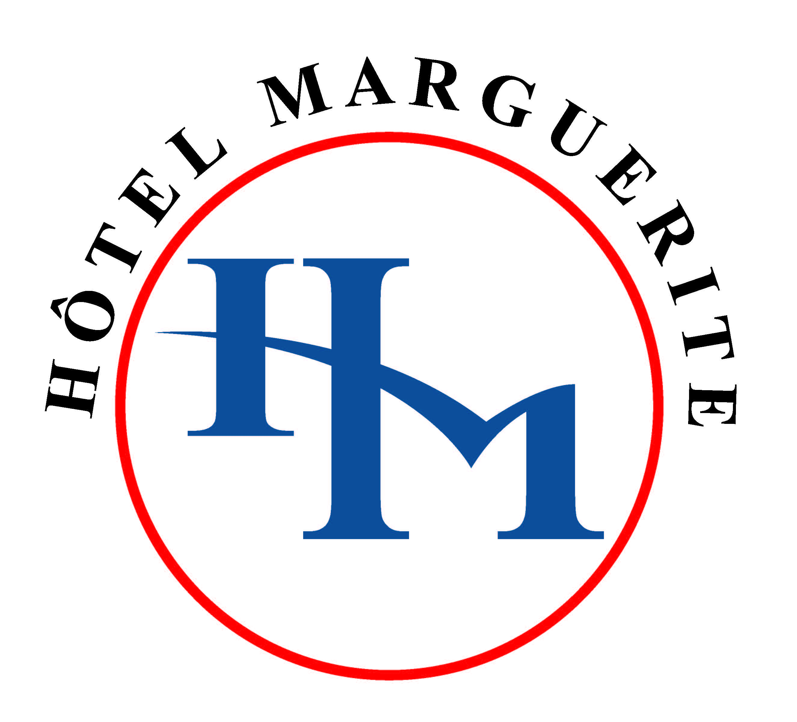 Logotype HÔTEL MARGUERITE