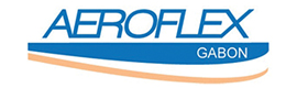 Logotype AEROFLEX GABON
