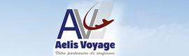 Logotype AELIS VOYAGE