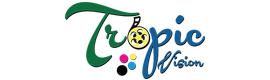 Logotype TROPIC VISION