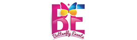 Logotype MAKE UP KIDS by Butterfly Events
