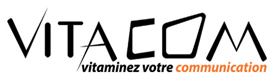 Logotype VITACOM